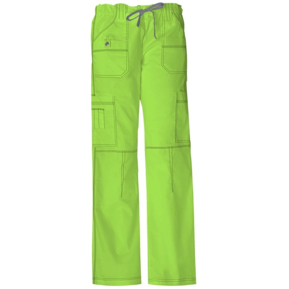 c367a19e556 Dickies Pants | Lime Green Cargo | Poshmark